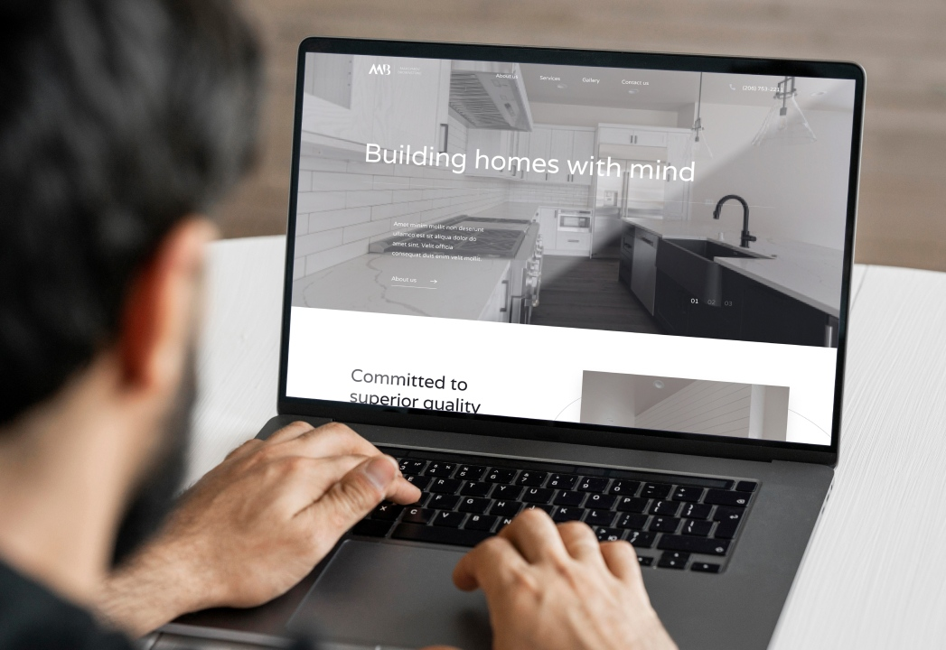 Сайт послуг
